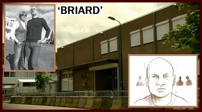 Briard in de Bunker